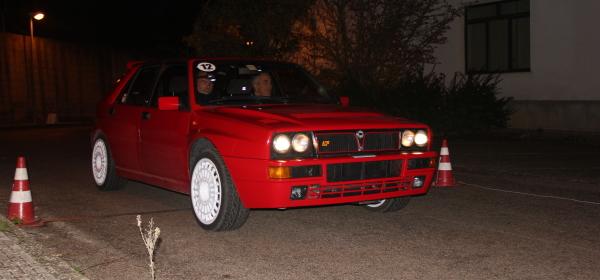 Lancia Delta EVO