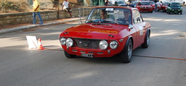Lancia Fulvia HF 1,6