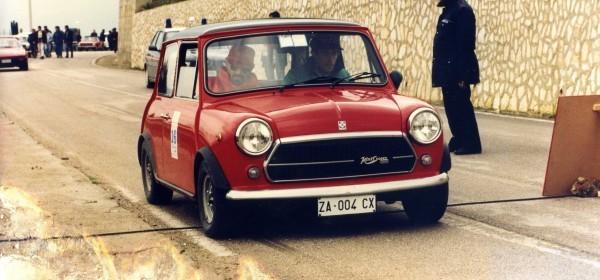 Leyland mini Cooper 1,3